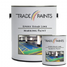 2 Pack Epoxy Road Line Marking Paint